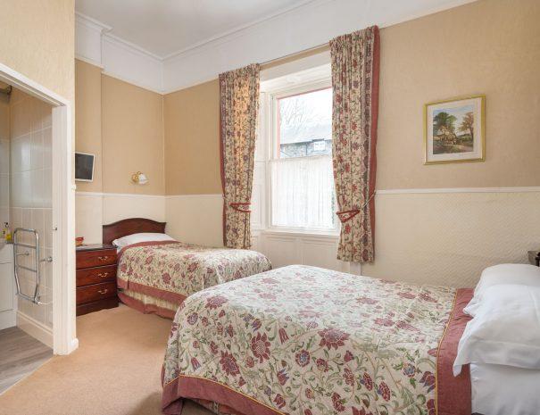 Acorn House Twin Room