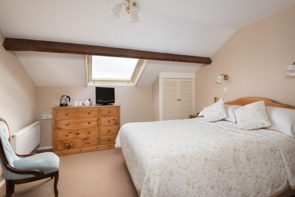 Acorn House Double Bedroom